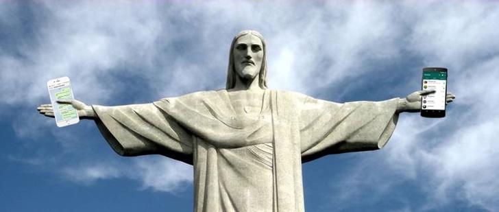 Jesus wants a hug