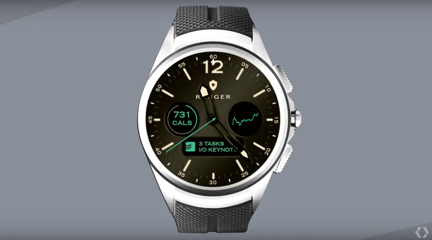 Android Wear 2.0 Announced With Watchface Integration With ...