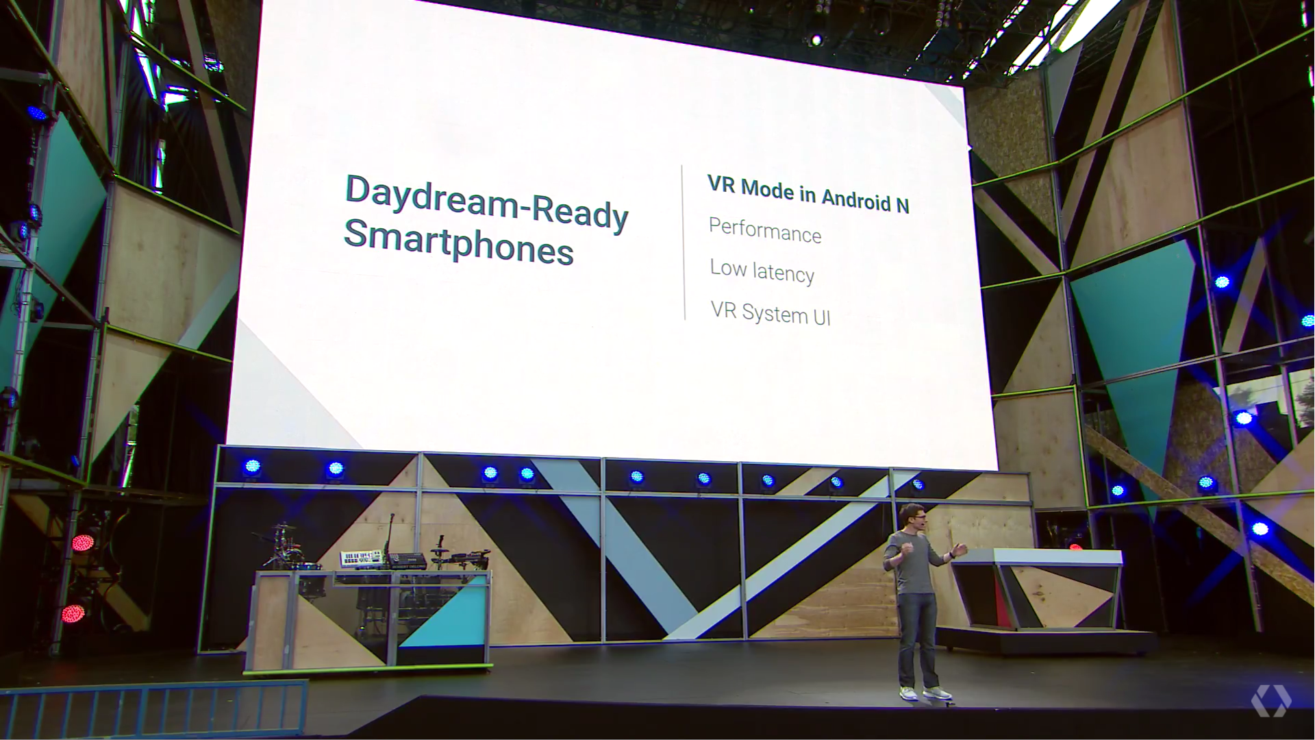Google announces 'Daydream' platform for mobile VR
