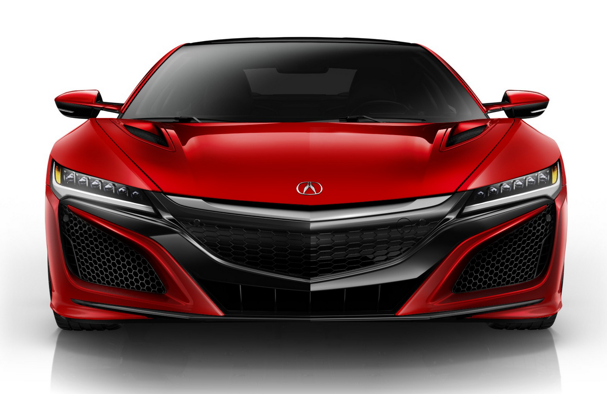 acura 39 s first car with android auto is the 2017 nsx. Black Bedroom Furniture Sets. Home Design Ideas
