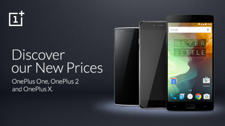 OnePlus Lowers Prices Of The OnePlus One, OnePlus 2, And ...