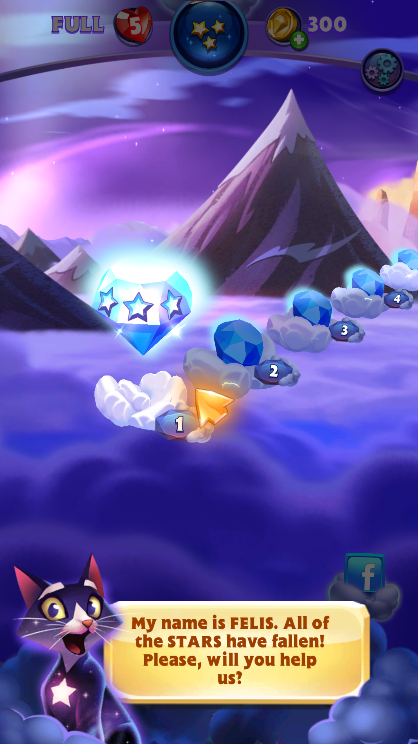 Bejeweled Stars Is A New Match-Three Game On Drugs, With Space