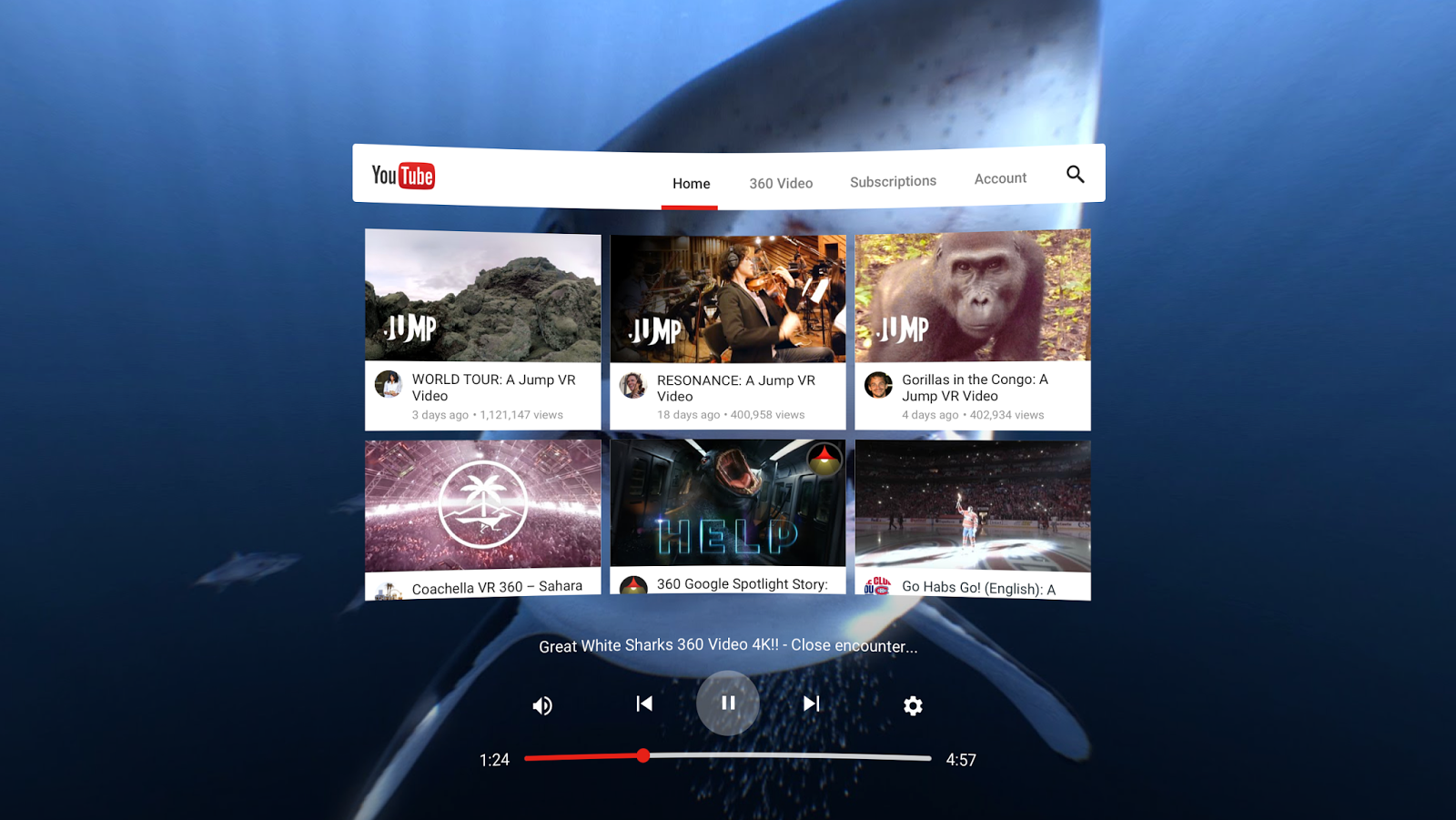 YouTube Will Make A Full VR Video App For Daydream