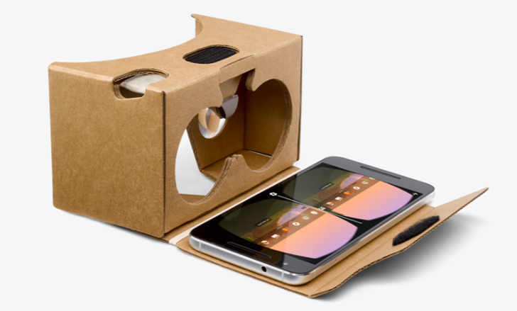 The Google Store Starts Selling Cardboard Vr Viewers In Canada, The United Kingdom -1136