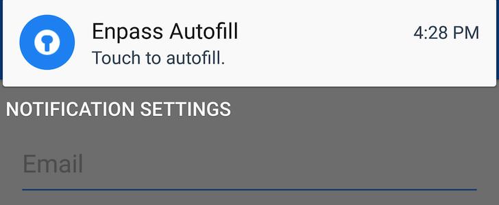 enpass-autofill-notification