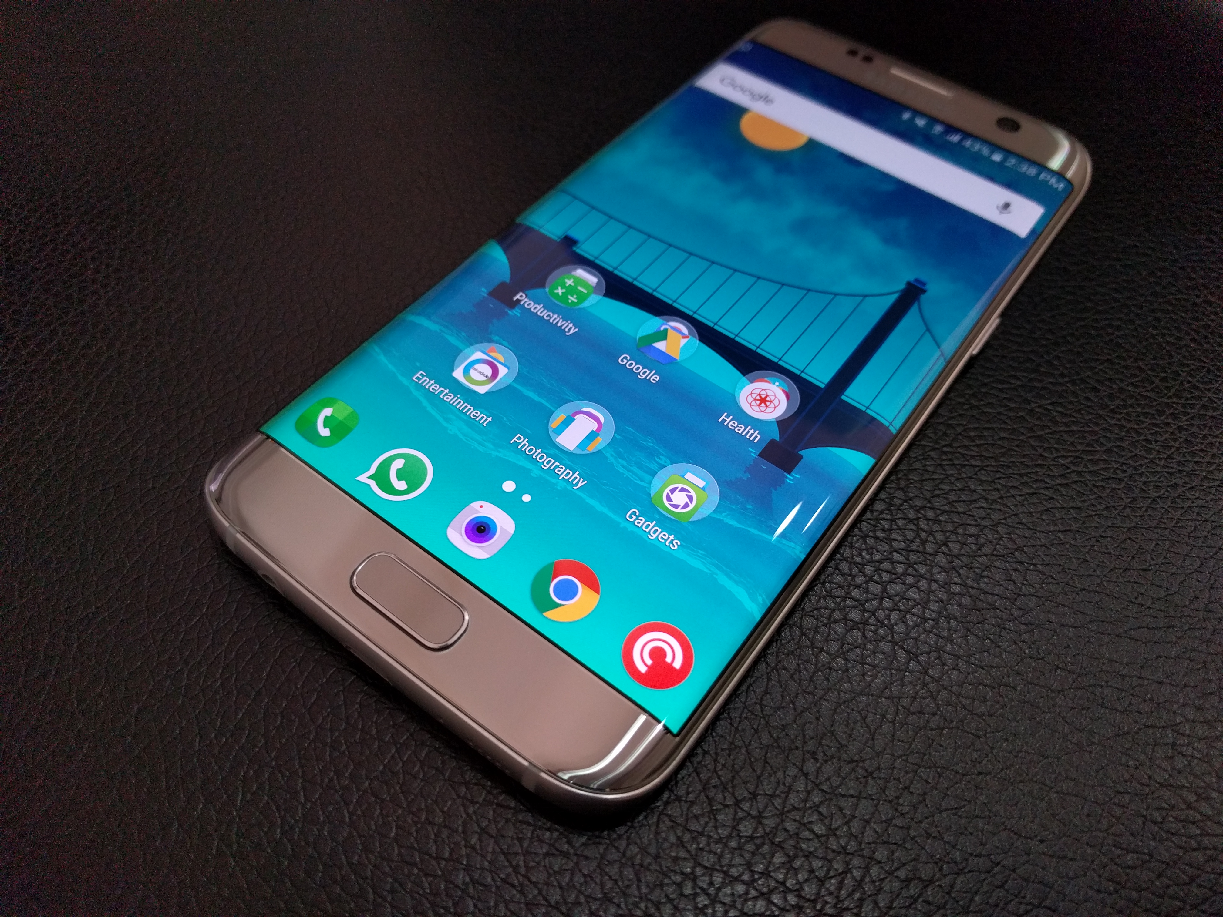 Samsung Galaxy S7 Edge Review, Take 2: Not Only Convincing, But