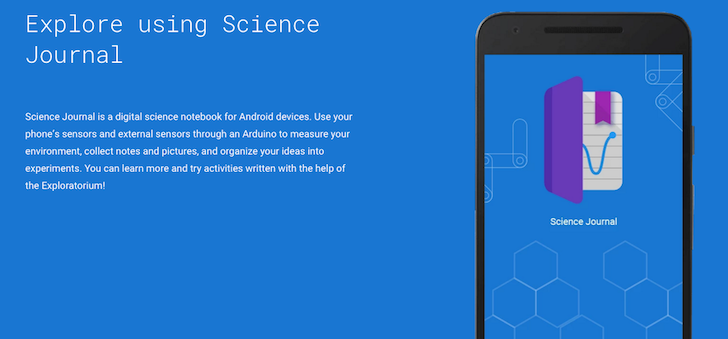 google-science-journal