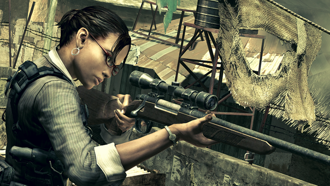 Resident Evil 5 Lands On The SHIELD TV, But You'll Need Ten Bucks