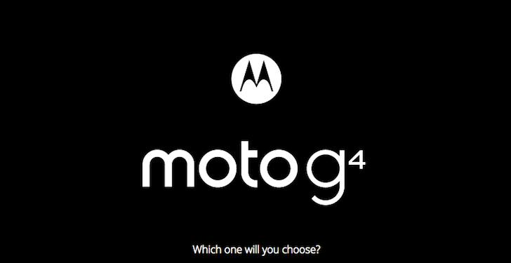 moto-g4
