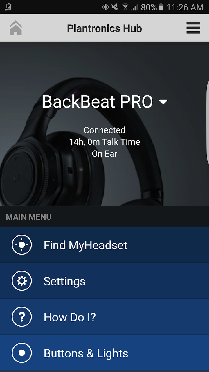 Plantronics BackBeat Pro+ Review: A Do-It-All Bluetooth Headset That