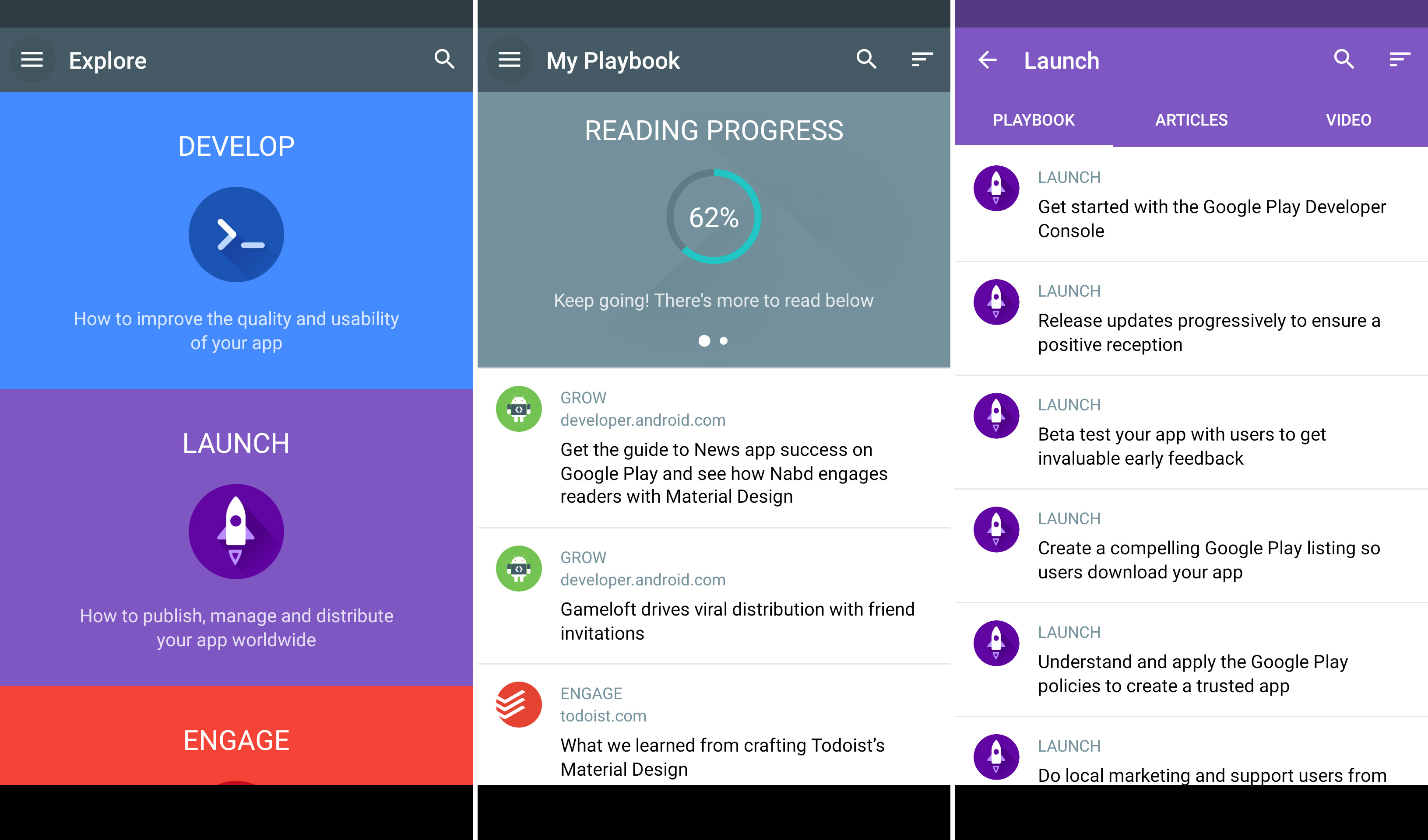 Google's New Playbook Beta App Helps Developers Create And