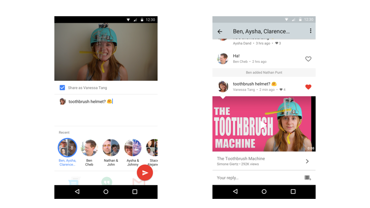 YouTube is Rolling Out a New In-App Messenger