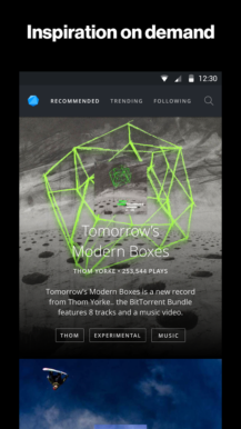 BitTorrent Now music and video streaming app launches on Android