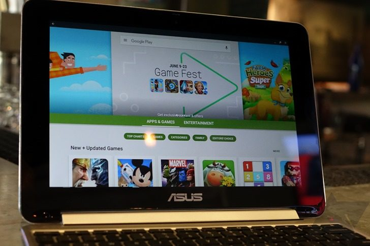 Opinion: Android apps are not the way forward for Chromebooks