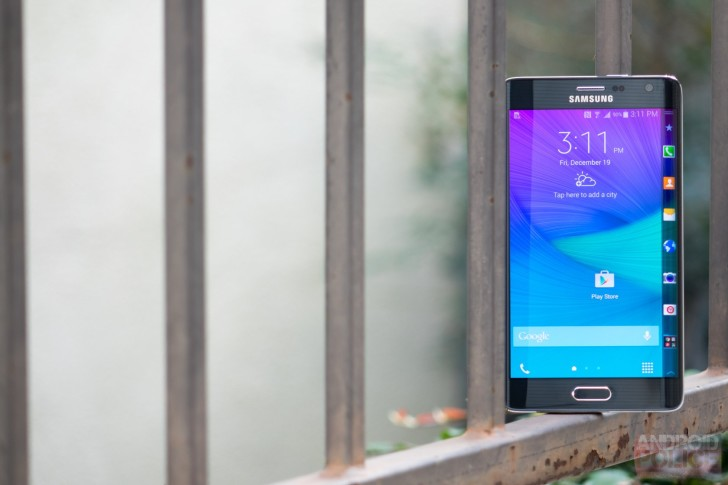 The Galaxy Note 4 and Note Edge on AT&T finally get Marshmallow