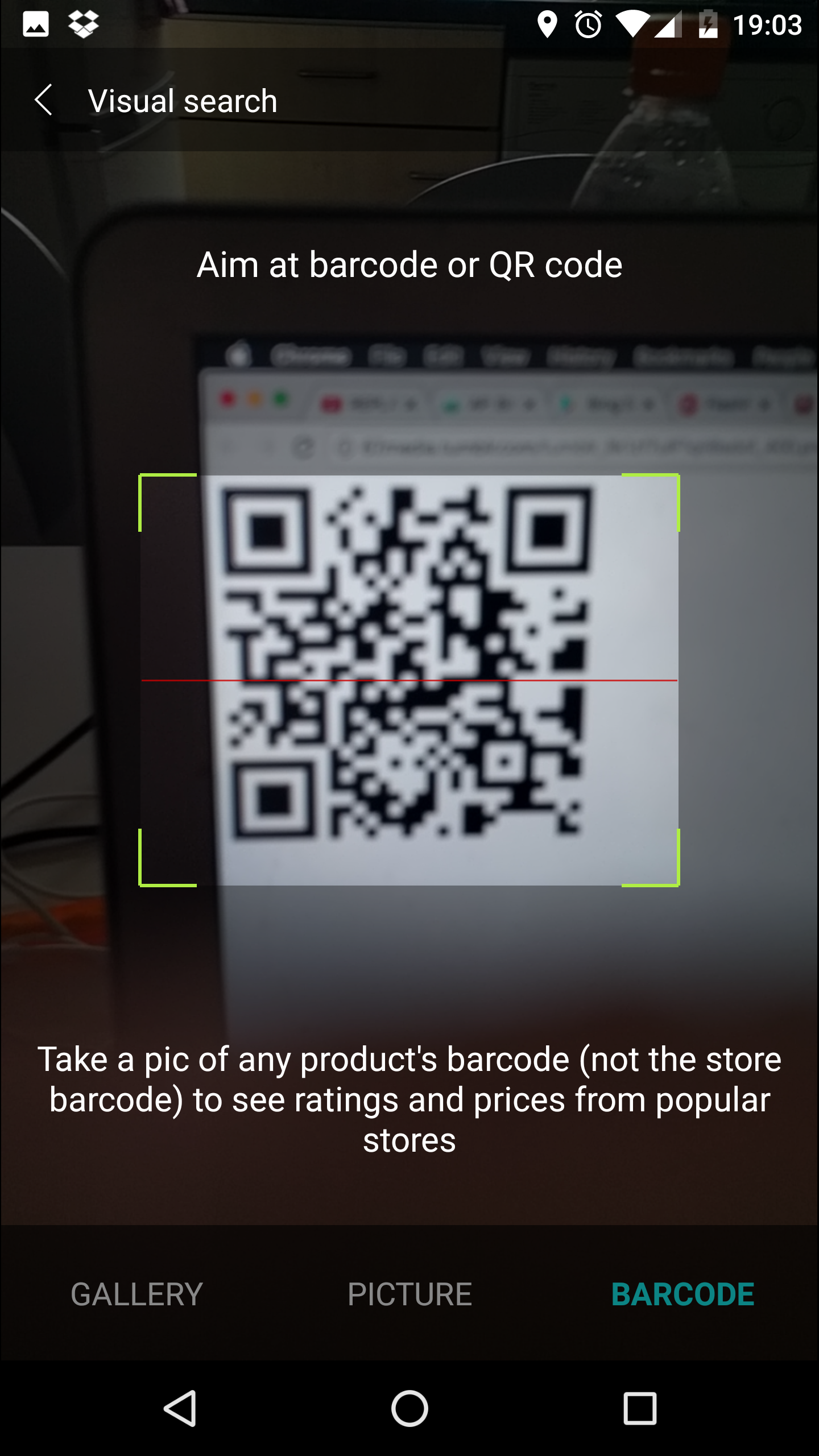 Get info about your photos & surroundings - Android ...