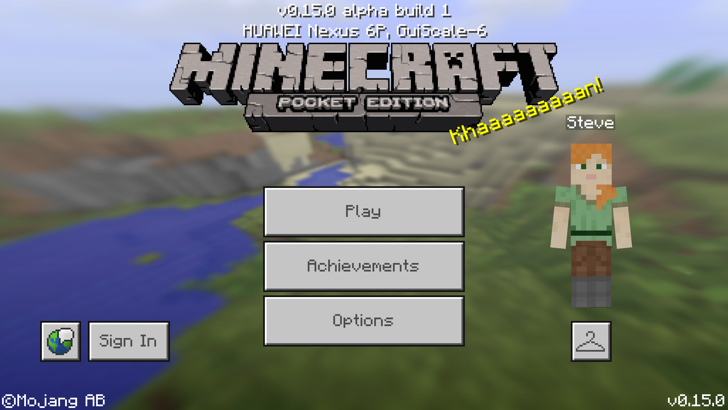 minecraft mobile edition download