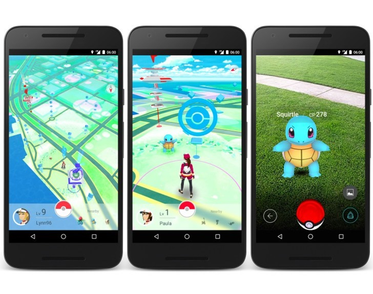 Nintendo says that Pokémon GO will be available sometime in July, wearable accessory will cost $35