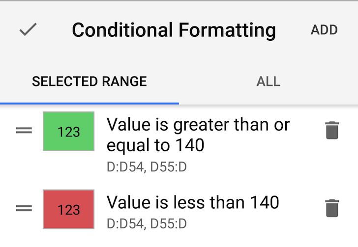 google-sheets-conditional-formatting