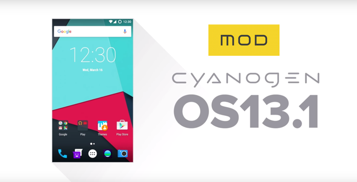 Cyanogen OS 13.1 Integrates Microsoft's Apps into Your Android Playground