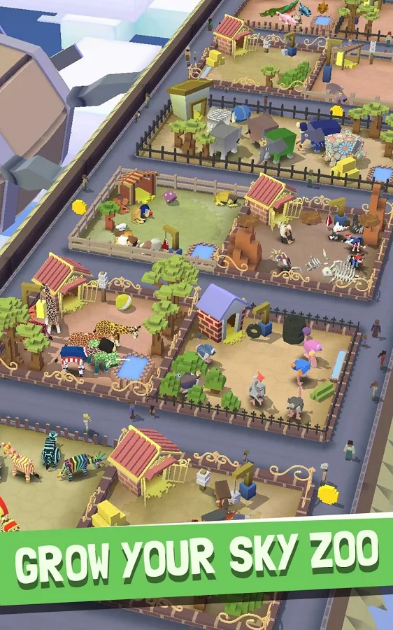 Rodeo Stampede Sky Zoo Safari The Latest Casual Game