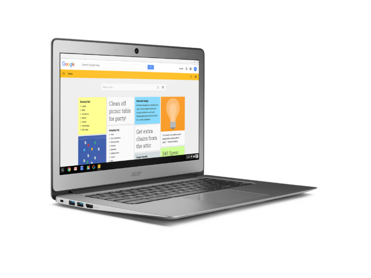 Chromebooks finally on par with Windows and Mac laptops