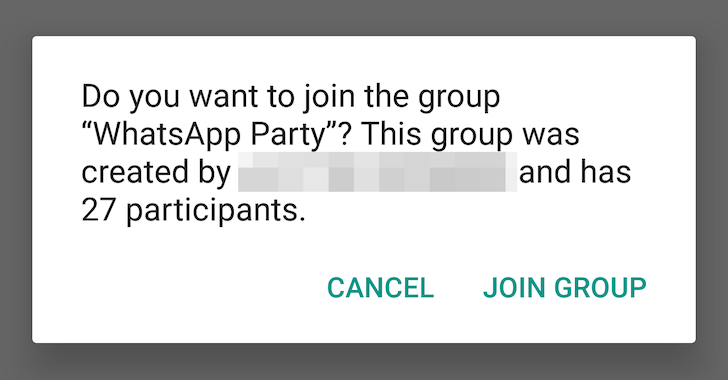 WhatsApp Public Group Invite Links Are Live And Working, But You Can