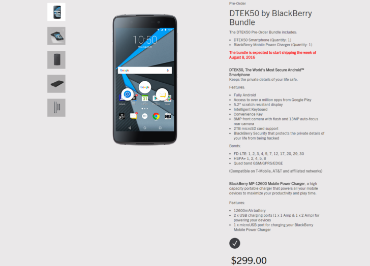 2016-07-26 10_56_51-ShopBlackBerry Online Store - DTEK50 by BlackBerry Bundle