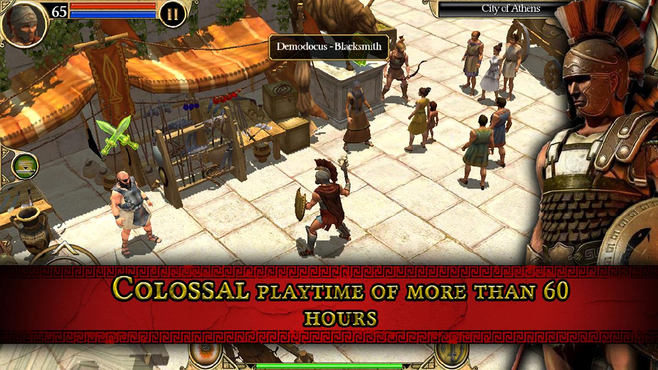 Action RPG Titan Quest comes to Android courtesy of DotEmu