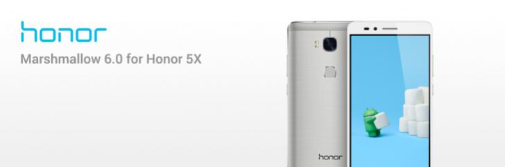 Honor5X-Marshmallow