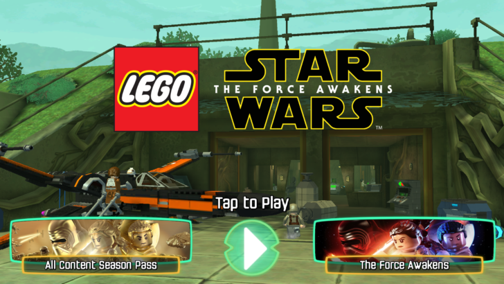 Lego Star Wars The Force Awakens Beeps And Bops Its Way Onto Android