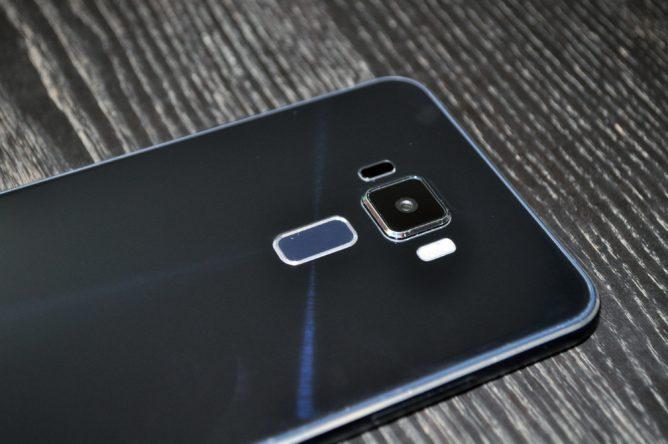 ZenFone 3 - Back 1