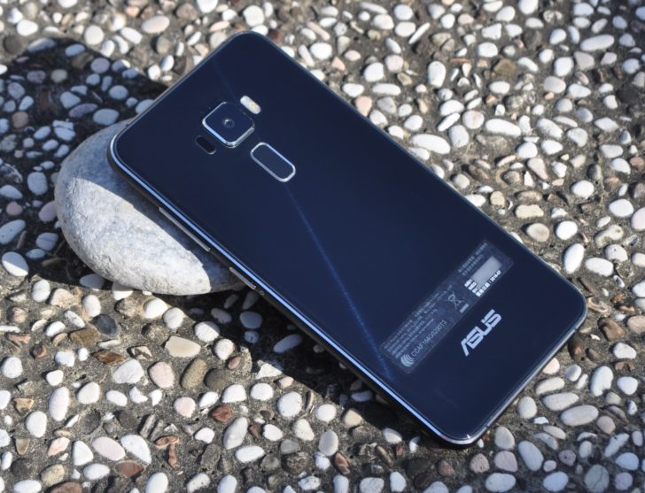 ZenFone 3 - Back 3
