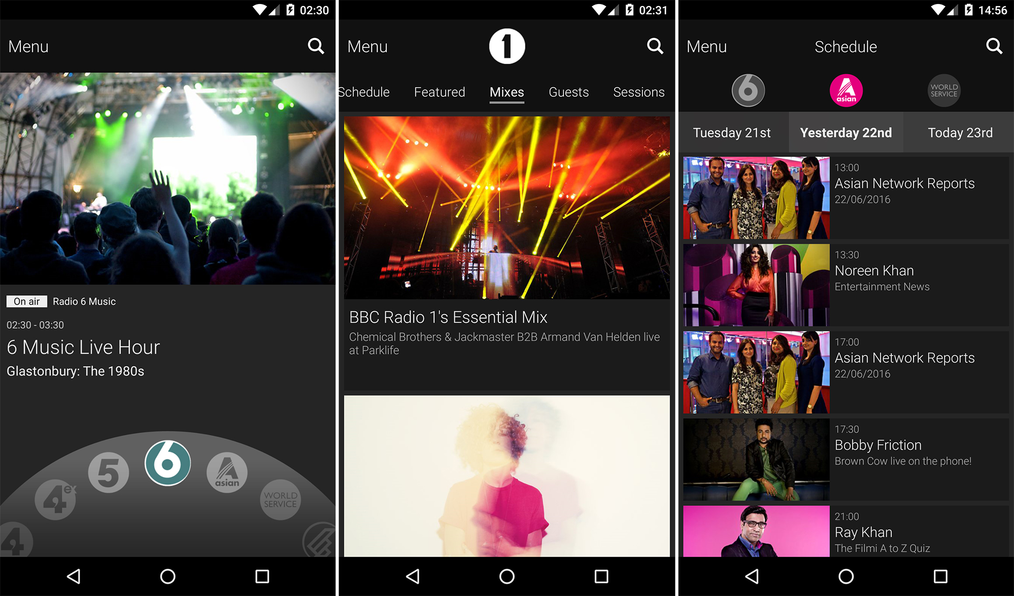 BBC begins global rollout of iPlayer Radio app - Electronic