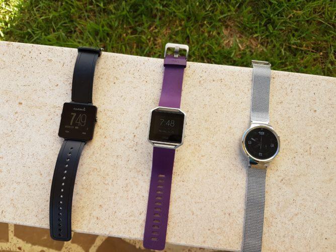 fitbit-blaze-garmin-vivoactiv-huawei-watch