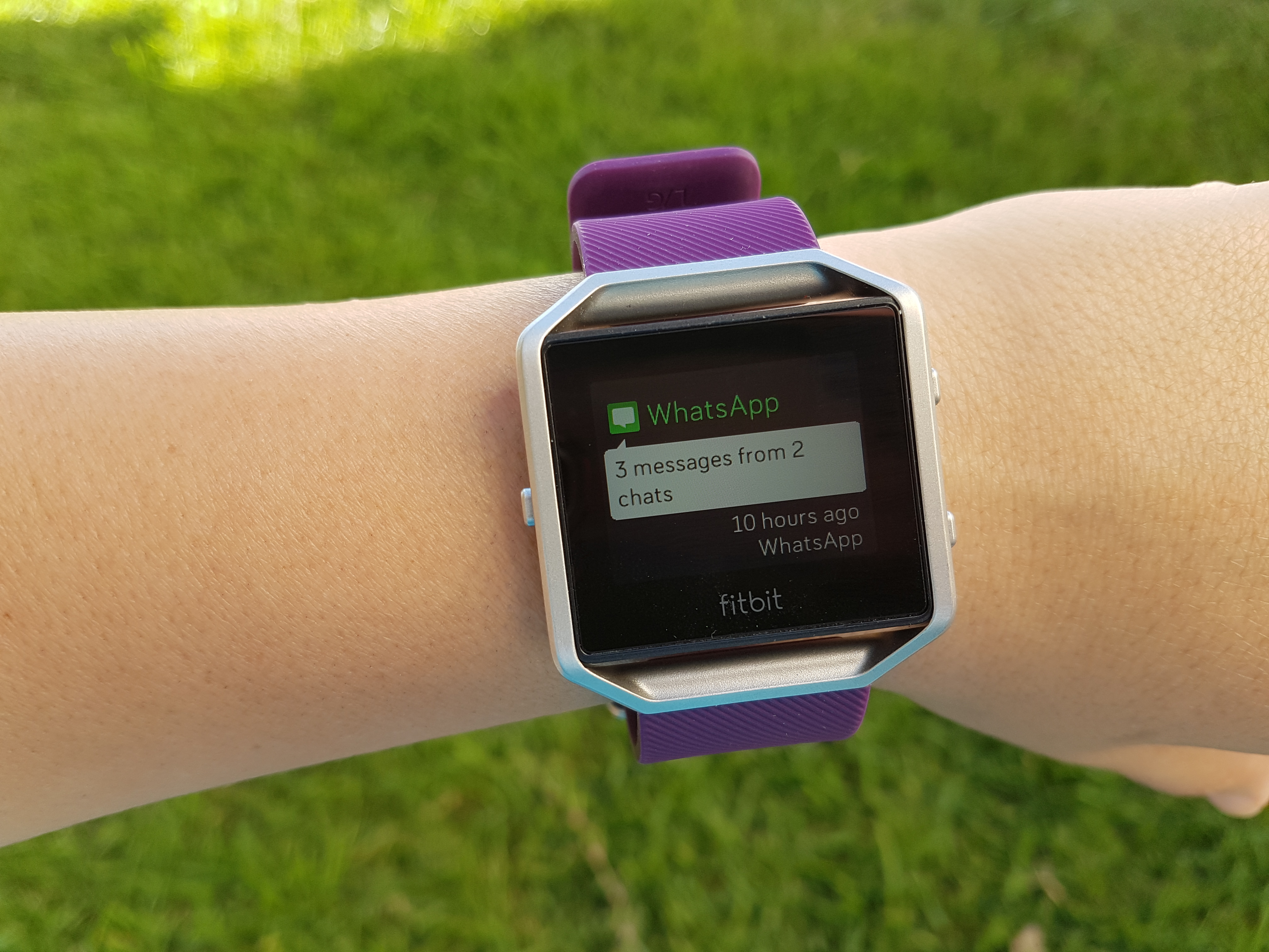 fitbit blaze review a great activity tracker that looks like a smartwatch wants to be a sports. Black Bedroom Furniture Sets. Home Design Ideas
