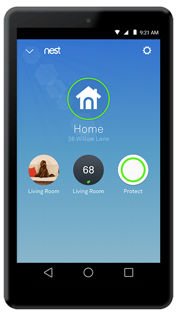 Nest App Update Introduces Spaces View Groups Products By
