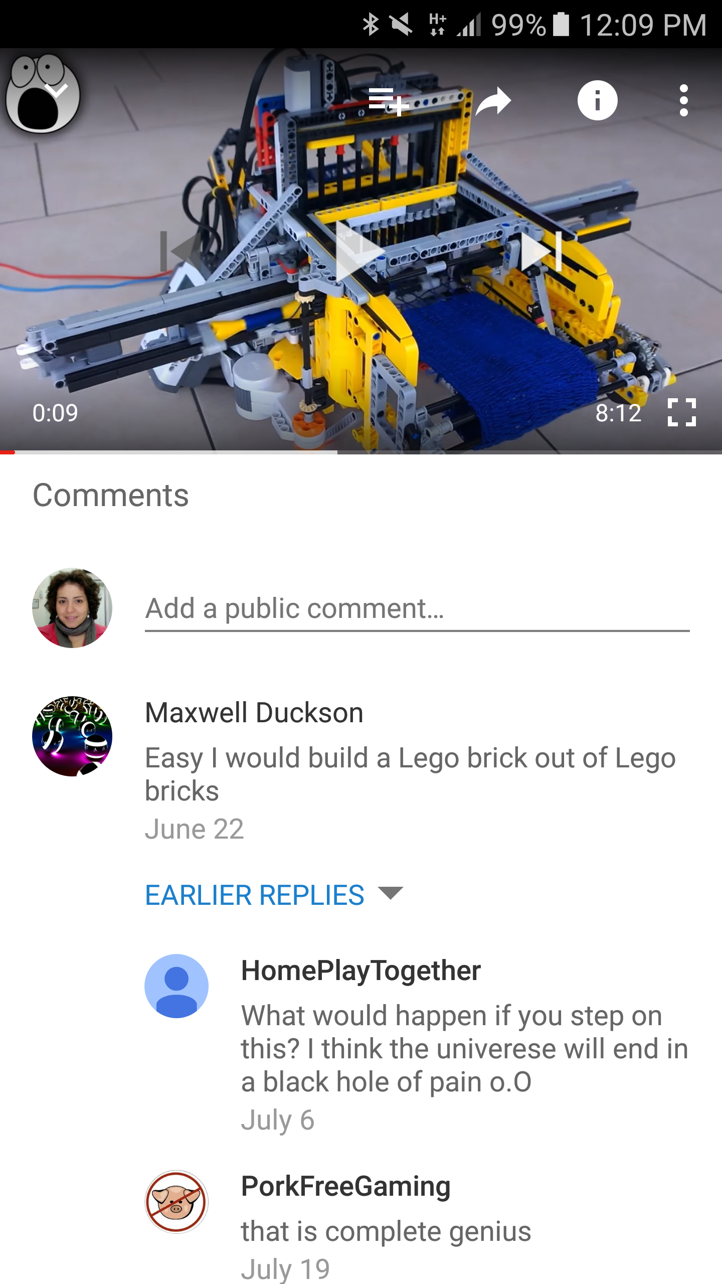 Scratch how to make a car game youtube - Youtube Comments New Layout Old