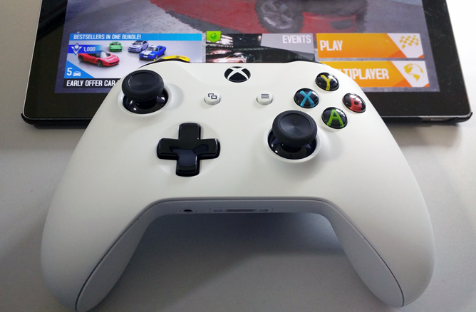 PSA: The new Bluetooth-enabled Xbox One controller works