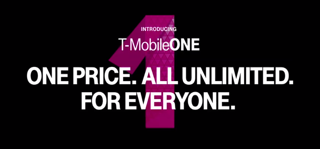 T-Mobile tweaks upcoming T-Mobile One plan with faster