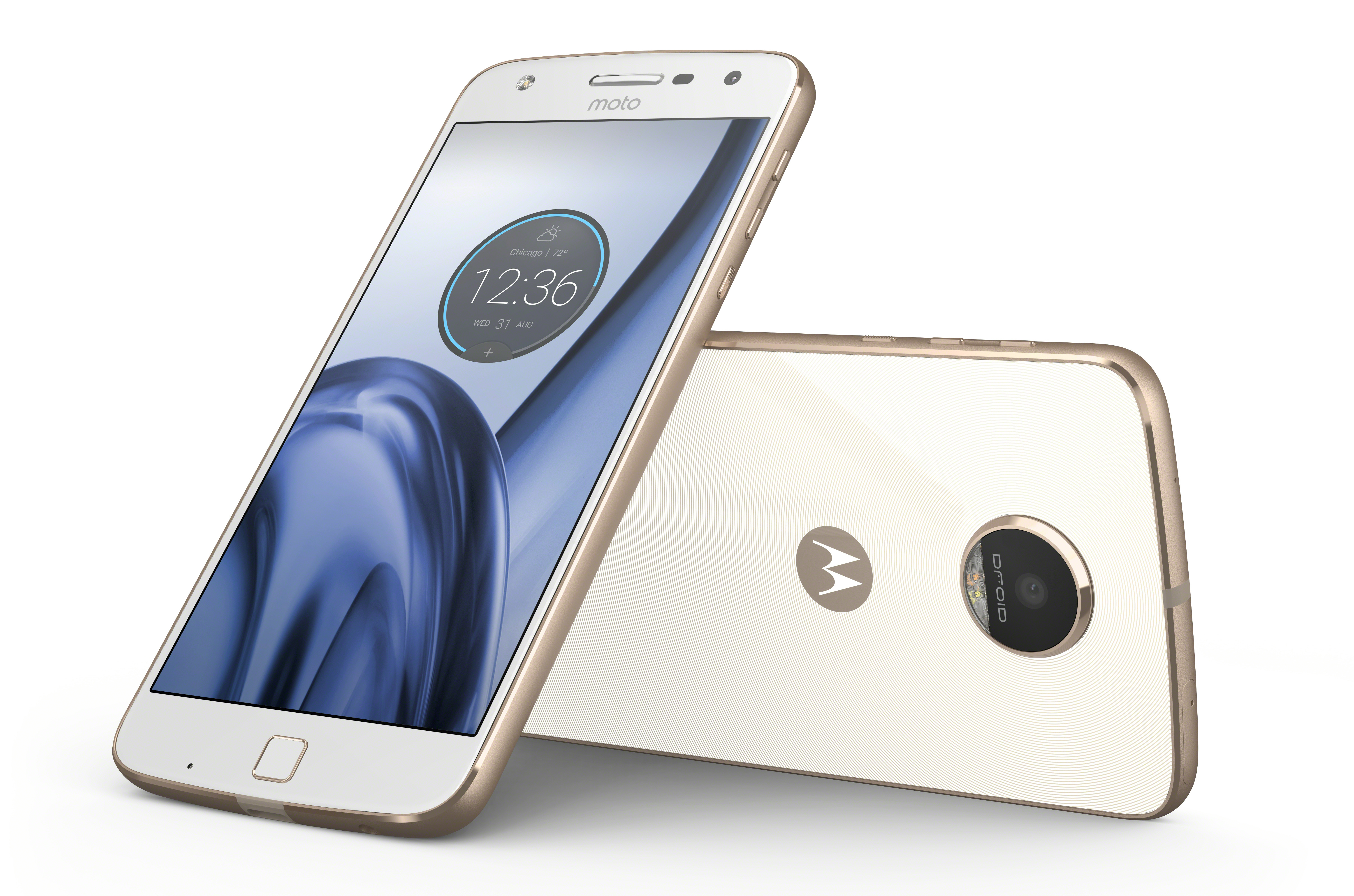 Motorola Announces The Moto Z Play And True Zoom Moto Mod