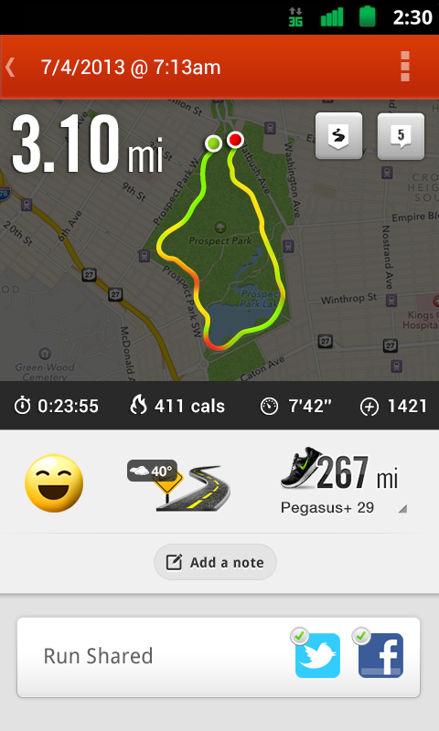 Nike+ Running becomes Nike+ Run Club as part of 2.0 update