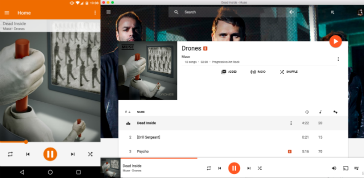 how to add music to google play from computer