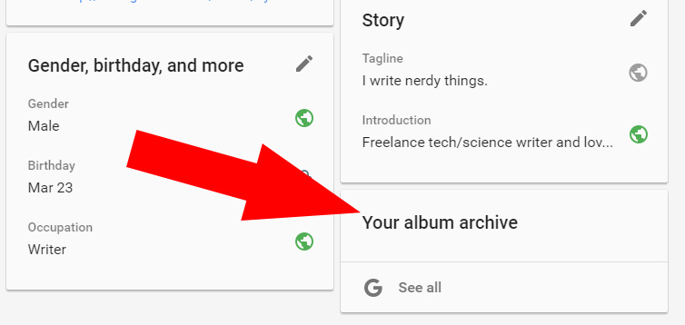 Google Has A Lot Of Products And Services That Involve Photos And It Can Be Hard To Keep Track Of Where Everything Is The Company Added A Cool Feature To