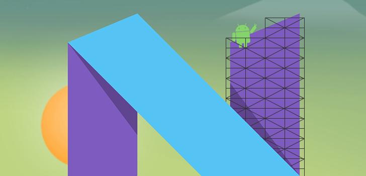Resultado de imagen de android 7.0nexus 4