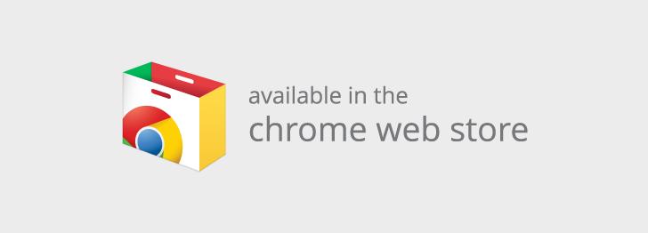 Chrome web sotre