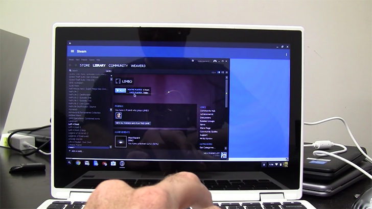 CrossOver for Android runs Windows programs on x86 Android tablets