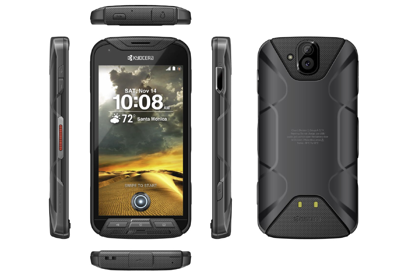 Kyocera S Duraforce Pro Is An Action Cam And Smartphone