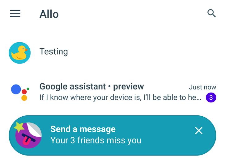 google-allo-no-backup