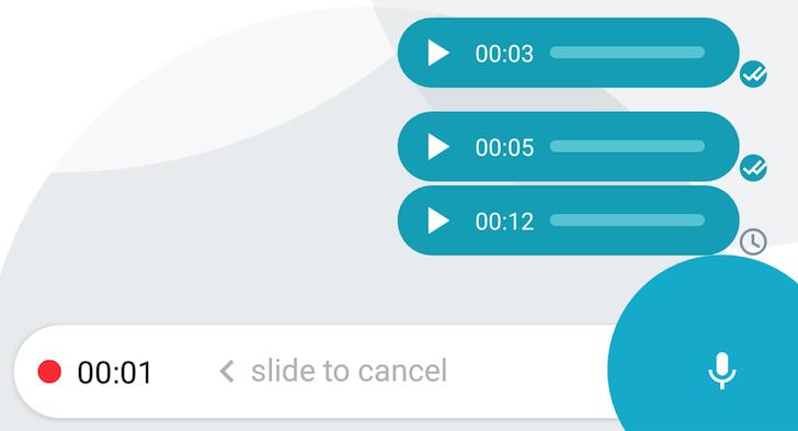 google-allo-voice-message